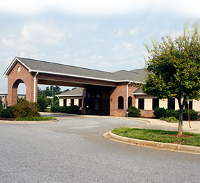 West Grove building